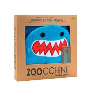 Zoocchini Toalha para Criança Tubarão - Pelargos Baby
